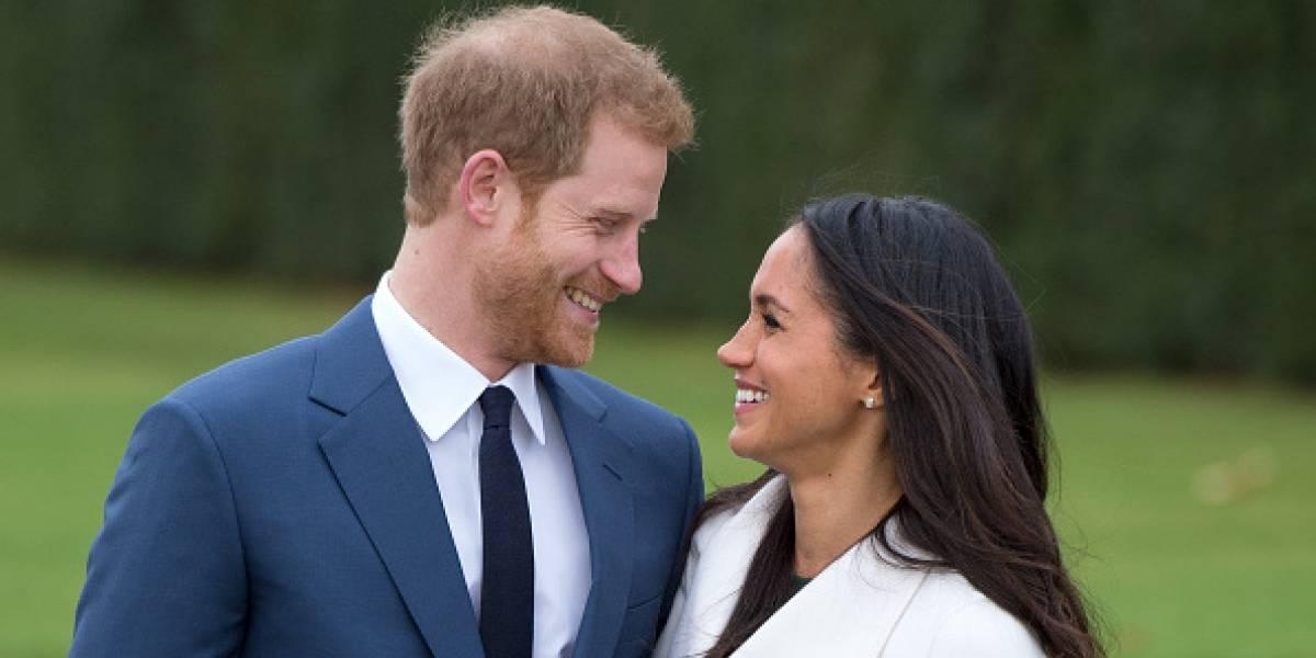 Las insólitas reglas para los invitados a la boda de Meghan y Harry