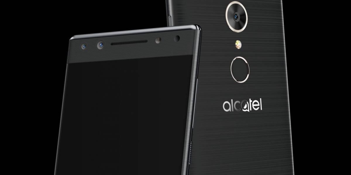 Alcatel lanza en México sus nuevas series de smartphones 3 y 5 con pantallas FullView