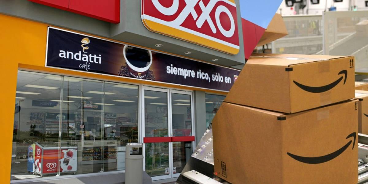 México: Así funcionarán las entregas de Amazon en Oxxo