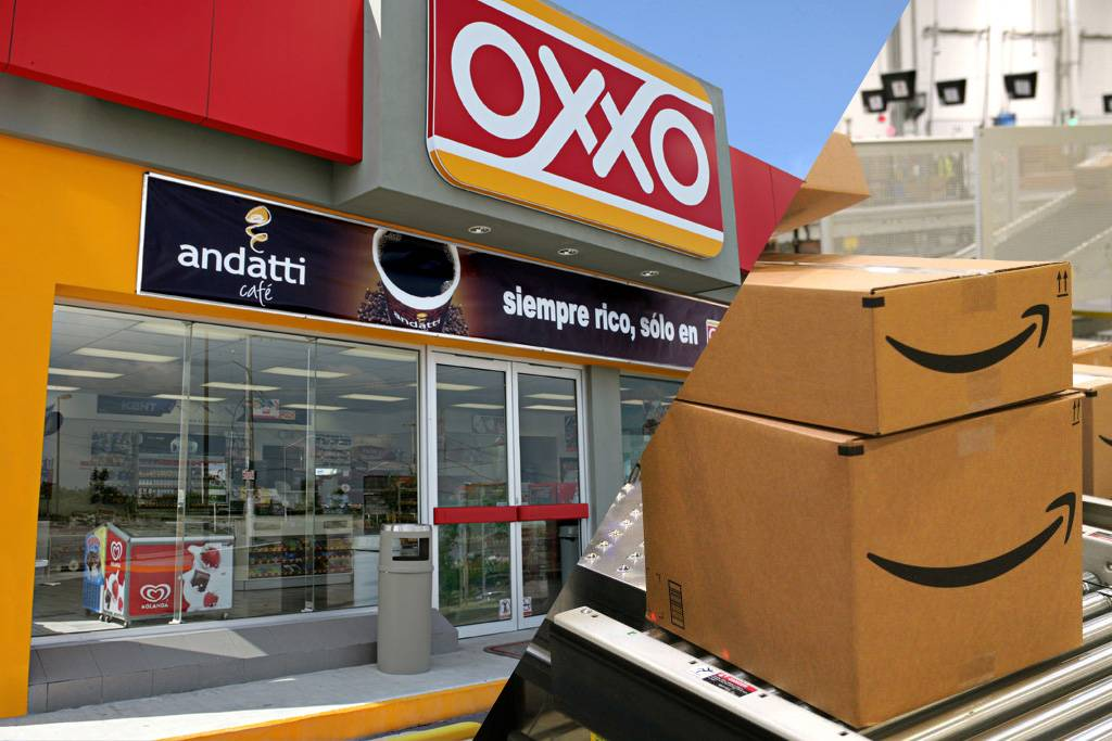 Recibe paquetes de Amazon en un Oxxo