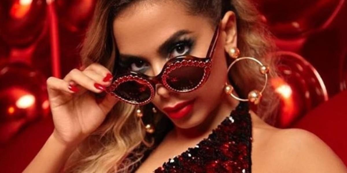 Anitta vira garota propaganda de marca de cerveja