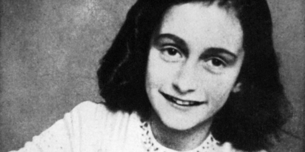 Páginas ocultas do diário de Anne Frank falam sobre sexo