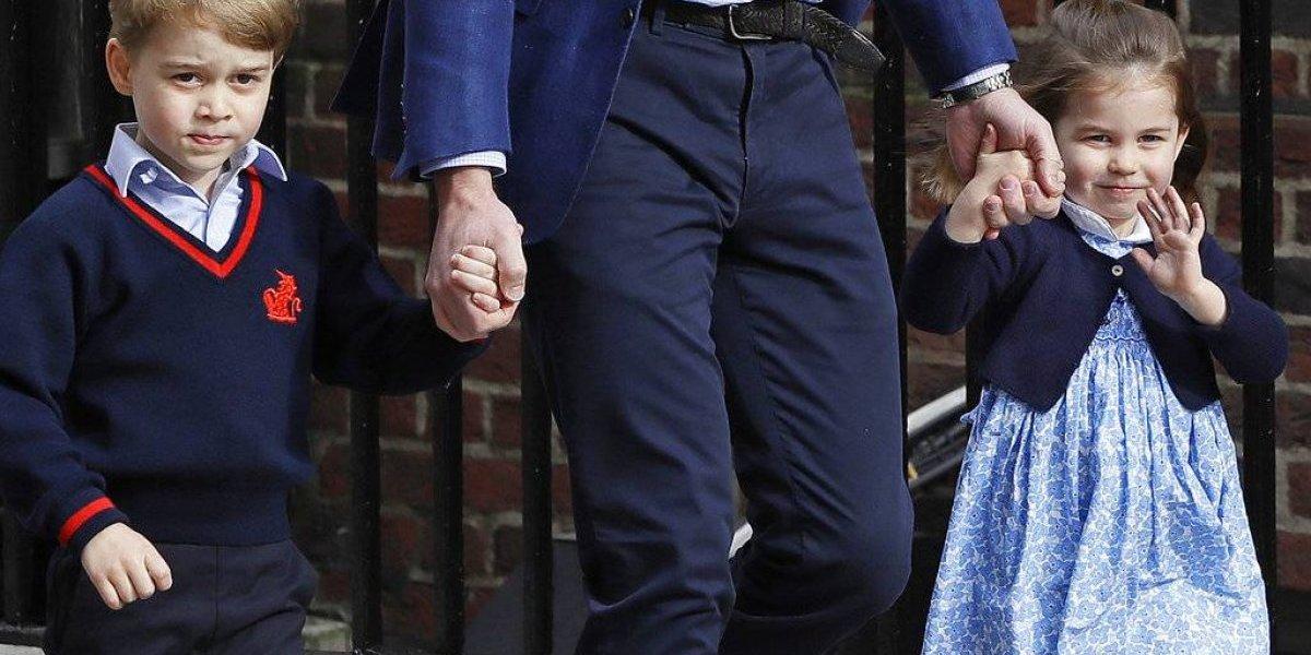 Jorge y Catalina tendrán roles protagónicos en la boda real