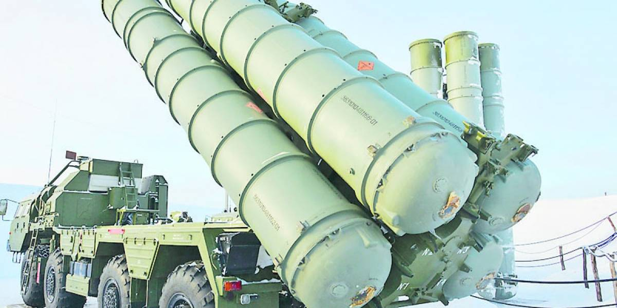 El arma rusa que puede impactar objetivos en el espacio