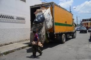 asesinan a recolector de basura en zona 5
