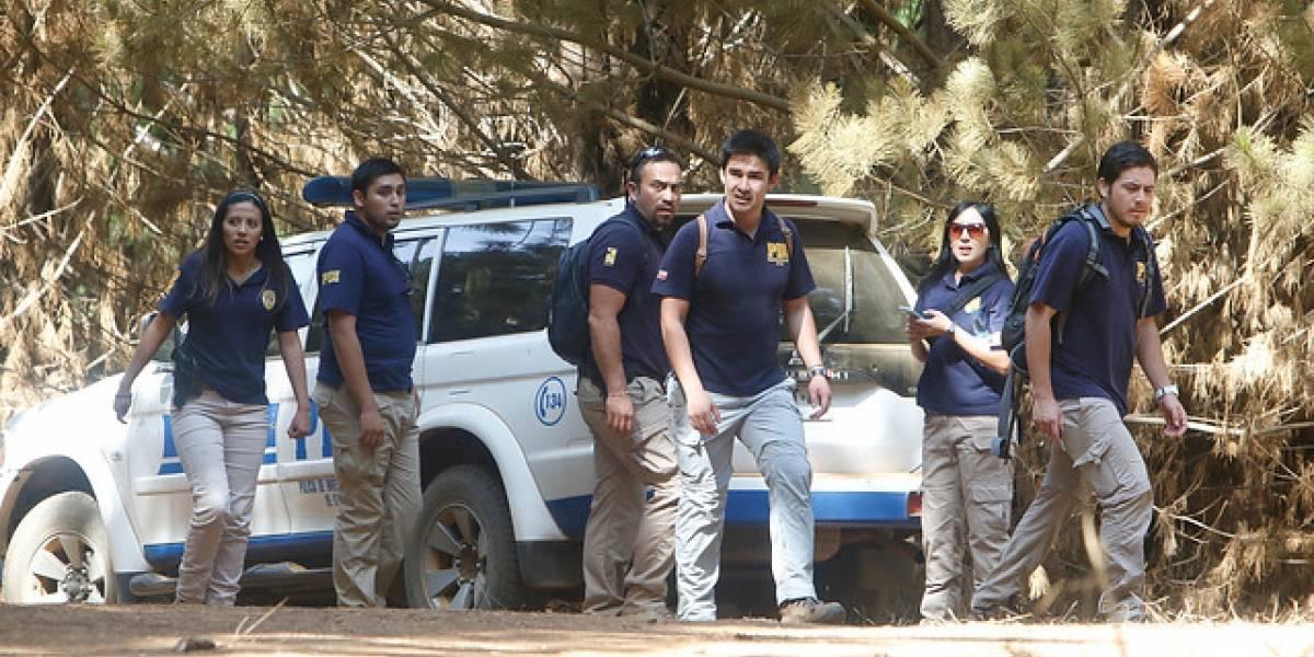 Por tráfico de drogas detienen familiares de Emmelyn en Licantén
