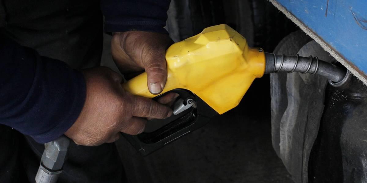 Jueves de aumento en las bencinas: por segunda semana corrida los combustibles marcan al alza
