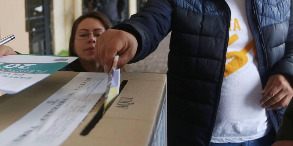Fundación Paz y Reconciliación denuncia corrupción con votos; la Registraduría lo desmiente