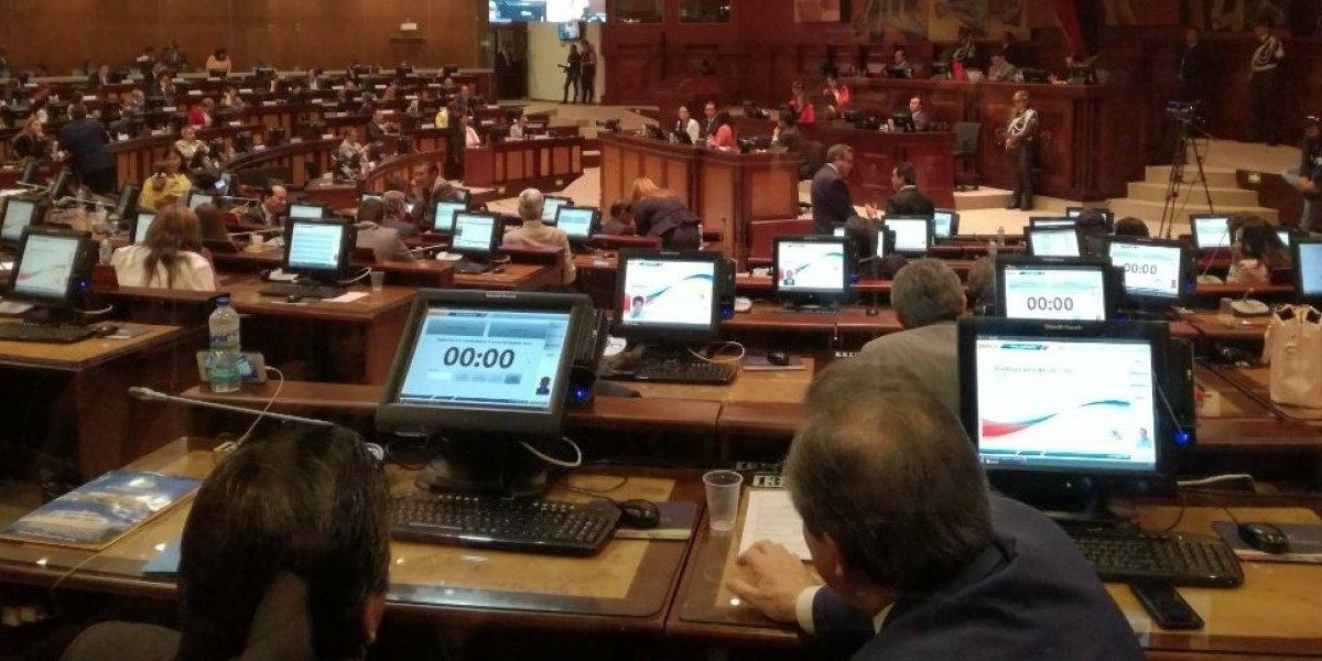 Con 120 votos se aprobó la  Reforma de la Ley Orgánica de Educación Superior