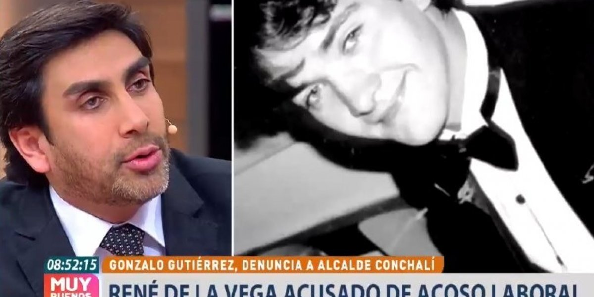 Hasta doble del Rafa Araneda acusa a alcalde René de la Vega de acoso laboral