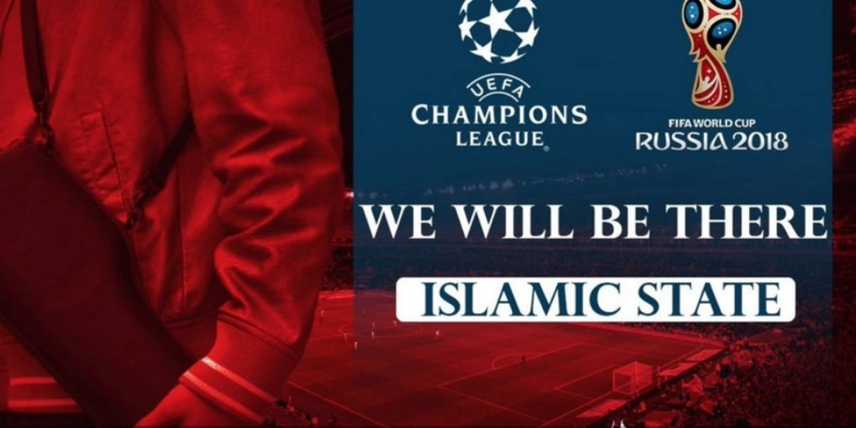 ISIS amenaza la final de la Champions League en Ucrania