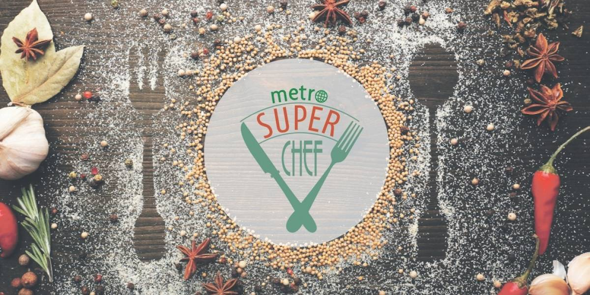 Y los ganadores del Metro Super Chef 2018 son...