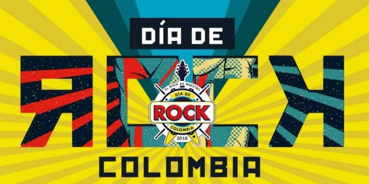 Día de Rock Colombia confirma su segunda edición