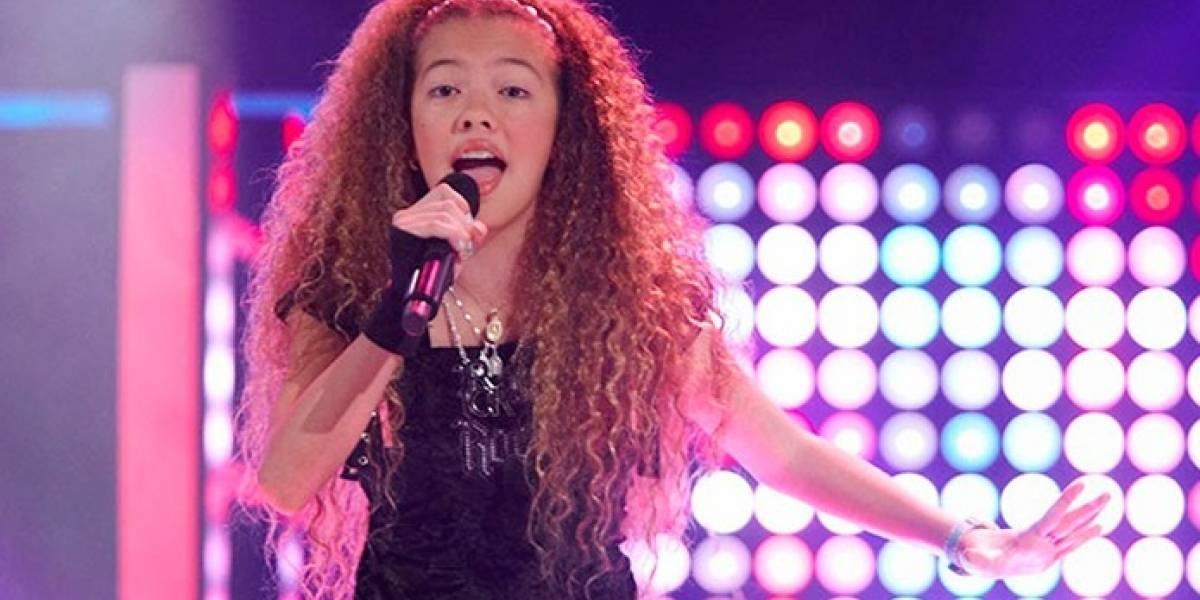 ¿Ivanna tuvo éxito luego de salir de 'La voz kids'? La cantante revela la verdad