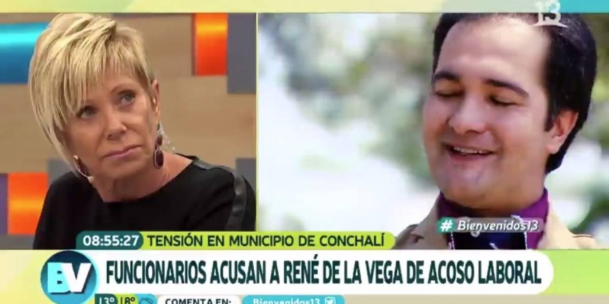 """Raquel Argandoña confiesa en """"Bienvenidos"""" que daba """"regalitos"""" a concejales cuando fue alcaldesa de Pelarco"""