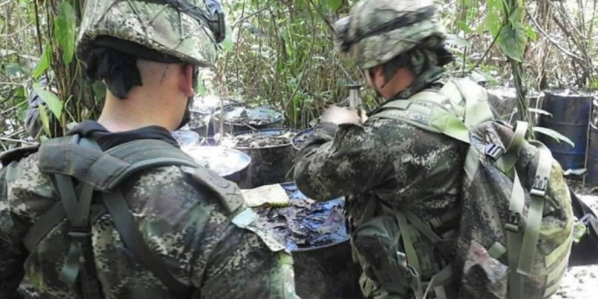 Ocho disidentes de las FARC mueren en operación militar en Colombia