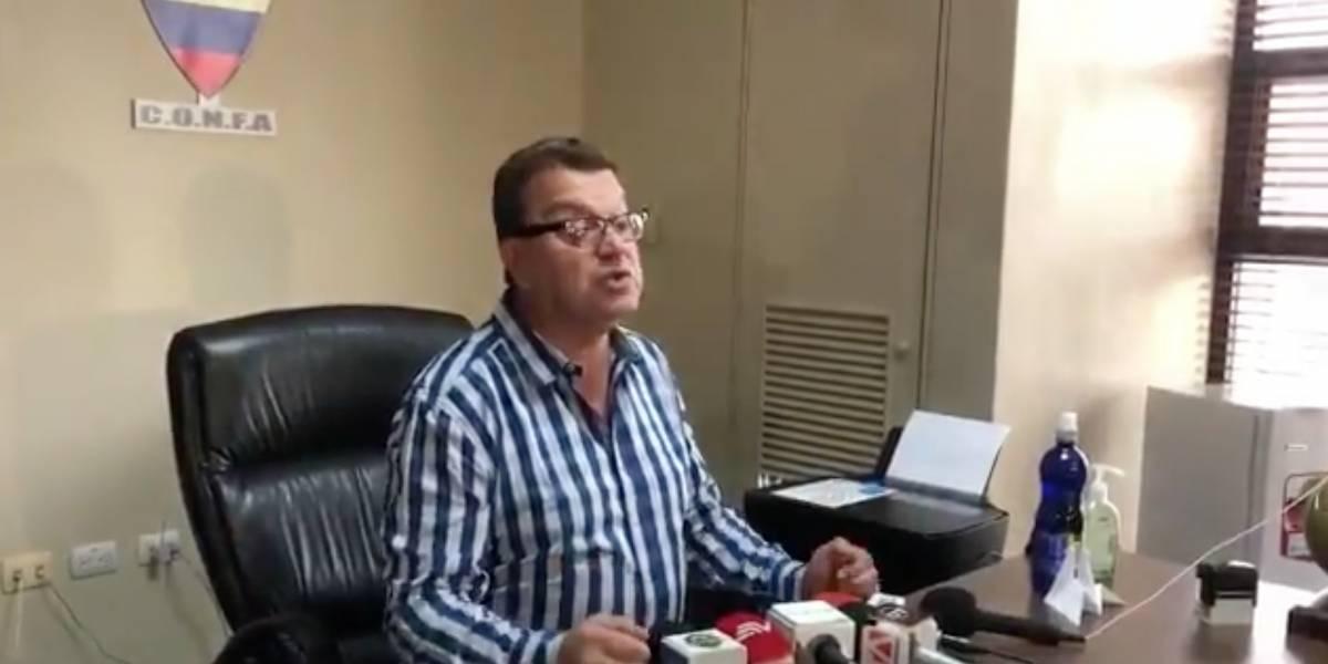 La FEF aprueba el proyecto Copa Ecuador