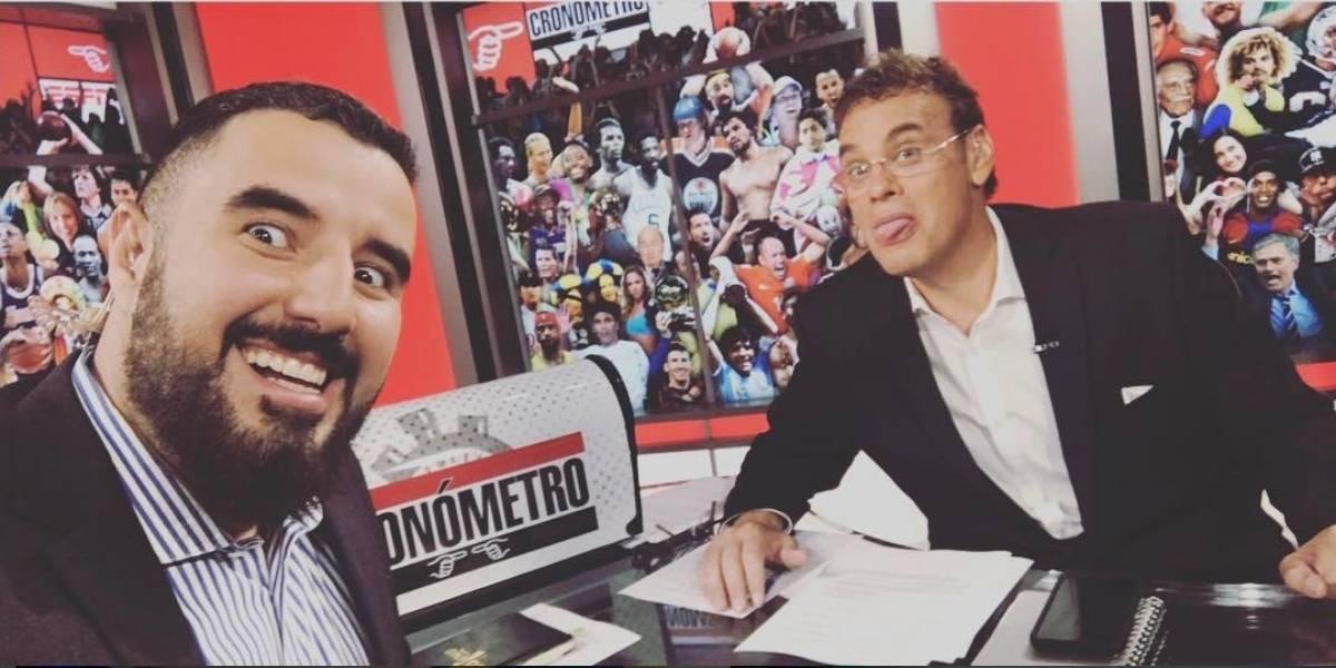 El comentarista más polémico de ESPN estrenará casa en el Mundial