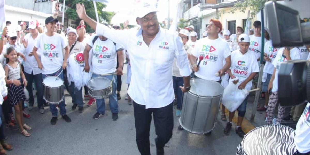 Juárez Cisneros afirma que la candidatura de Meade repuntará