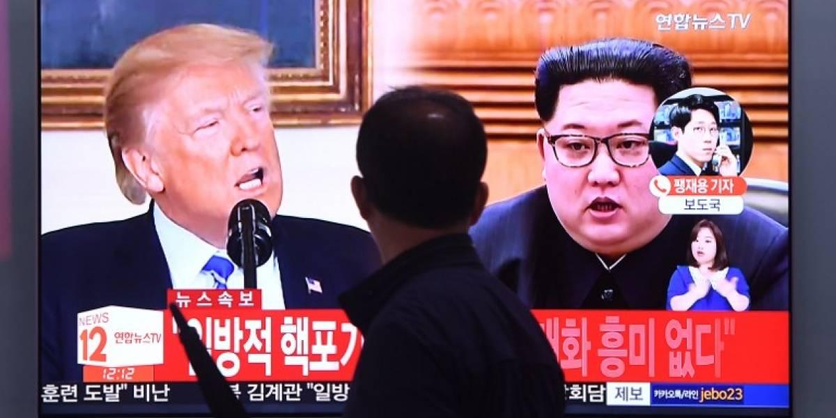 EN VIVO. Sigue el histórico encuentro entre Donald Trump y Kim Jong-un
