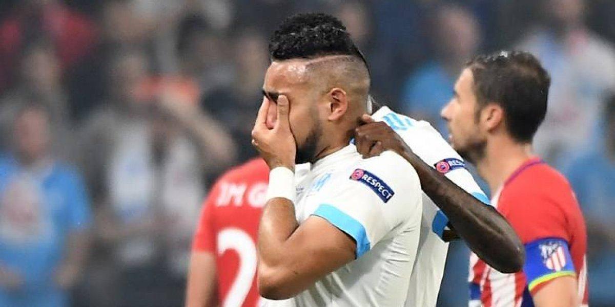 Jugador toca la copa antes de la final y le sucede una desgracia