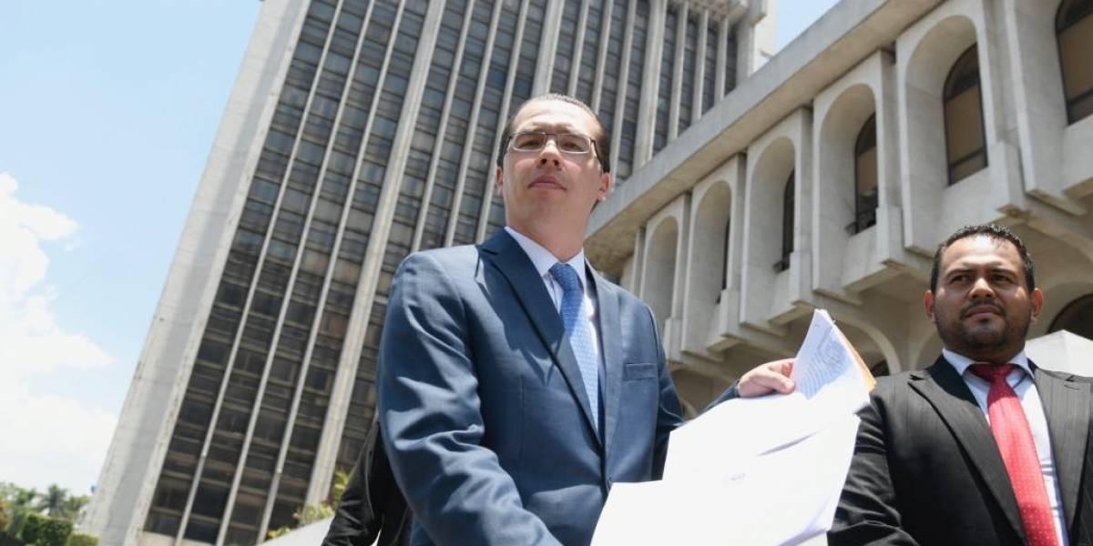 CSJ deberá decidir en los próximos días si le retira o no la inmunidad a Felipe Alejos