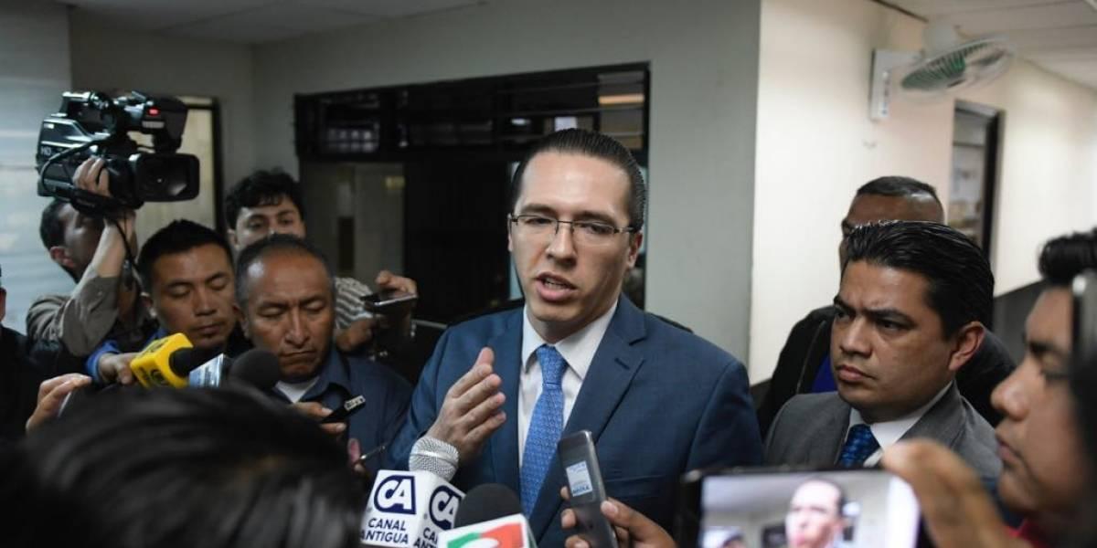 CSJ rechaza recusación promovida por Felipe Alejos en contra de juez pesquisidor
