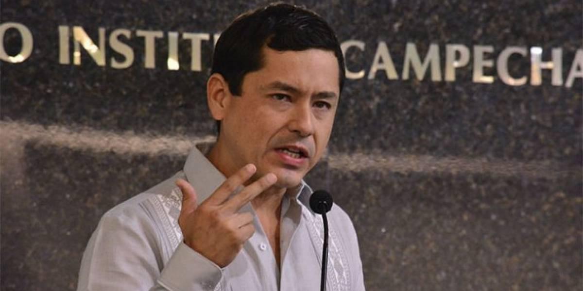 Candidato del PAN explica cómo robar recursos de Campeche