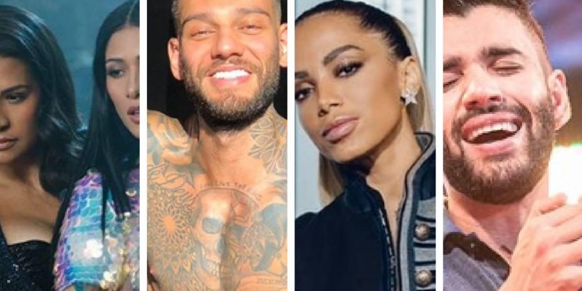 Veja a inacreditável mudança de cantores antes e depois da fama