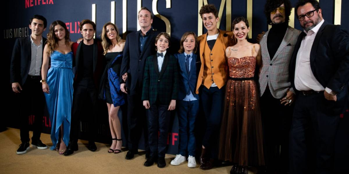 Luis Miguel rompe récord de reproducciones en Spotify gracias a Netflix