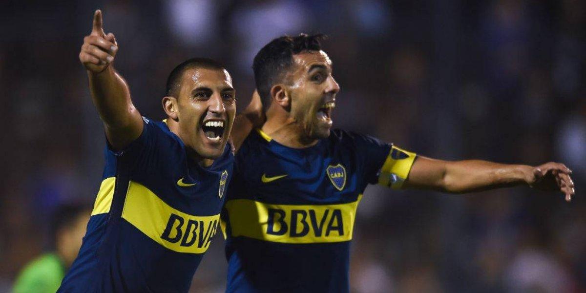 Así vivimos la clasificación de Boca Juniors a octavos de la Libertadores