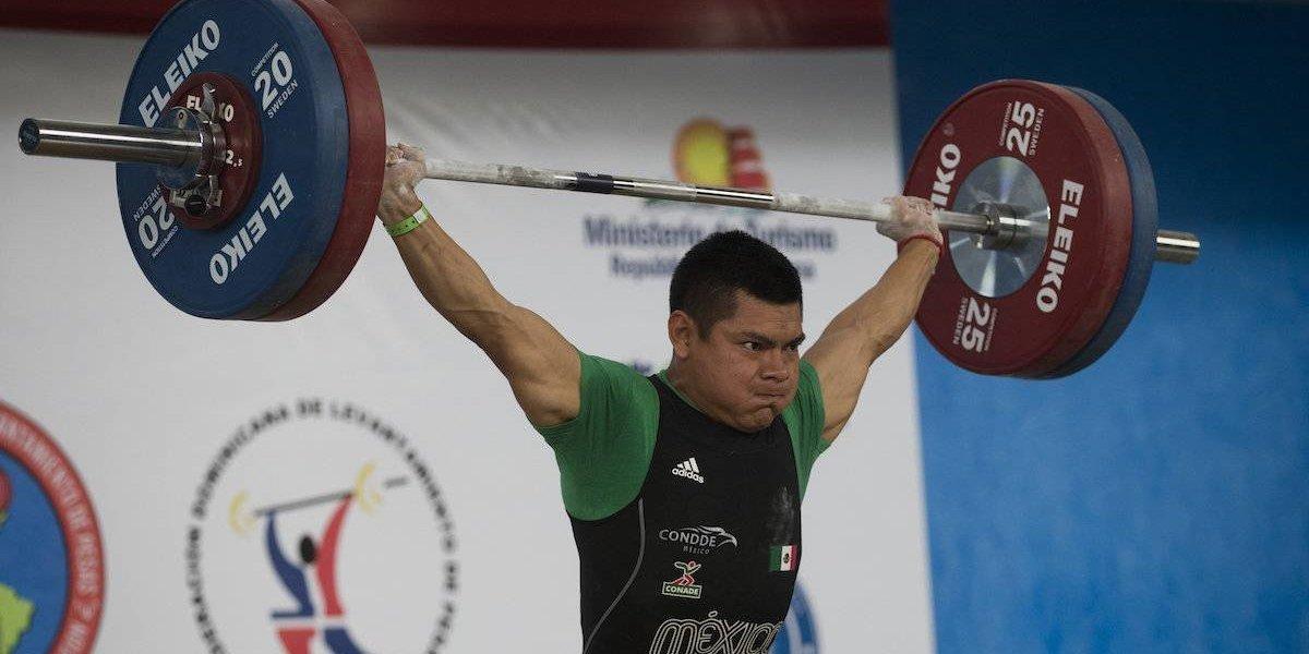 México supera a Estados Unidos y domina el medallero en Campeonato de halterofilia