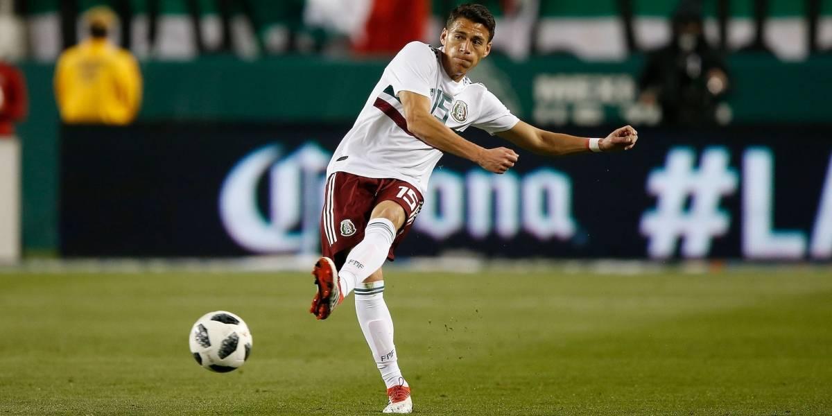 ¡Alerta máxima! Lesión de Héctor Moreno pone de cabeza al Tricolor