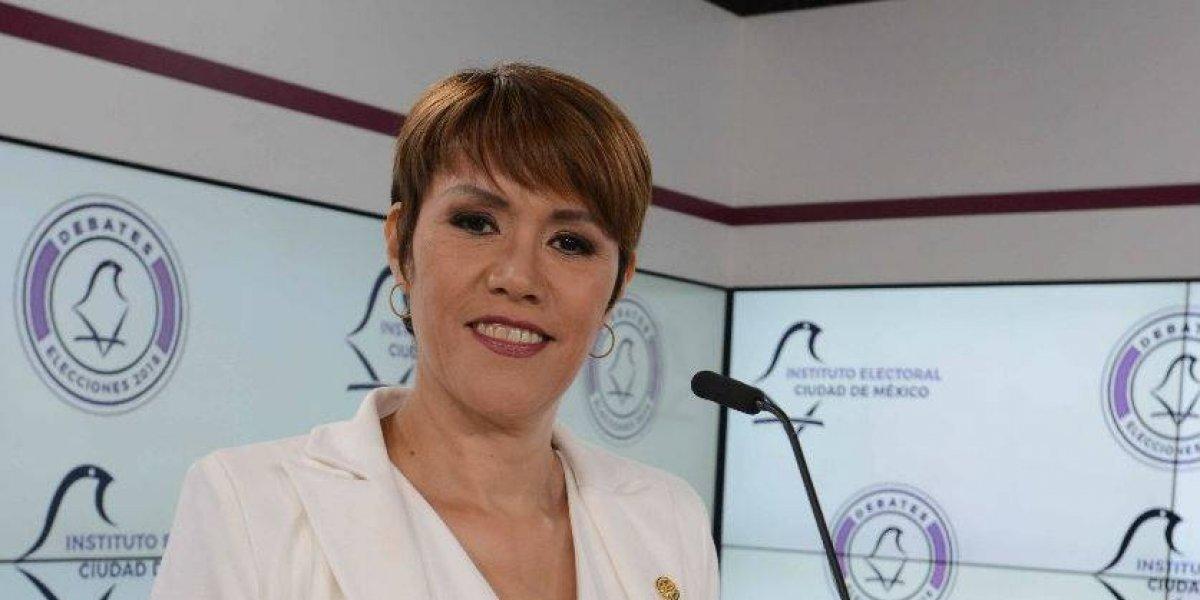 Lorena Osornio, la más buscada durante el segundo Debate Chilango