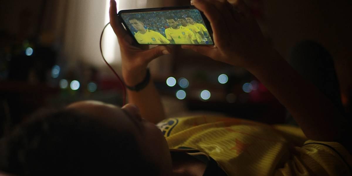 Ação de marketing leva internet de graça durante os jogos do Brasil na Copa