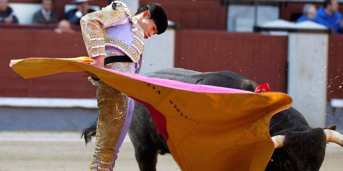 Joven torero venezolano fue ingresado de urgencia al hospital por grave lesión cervical