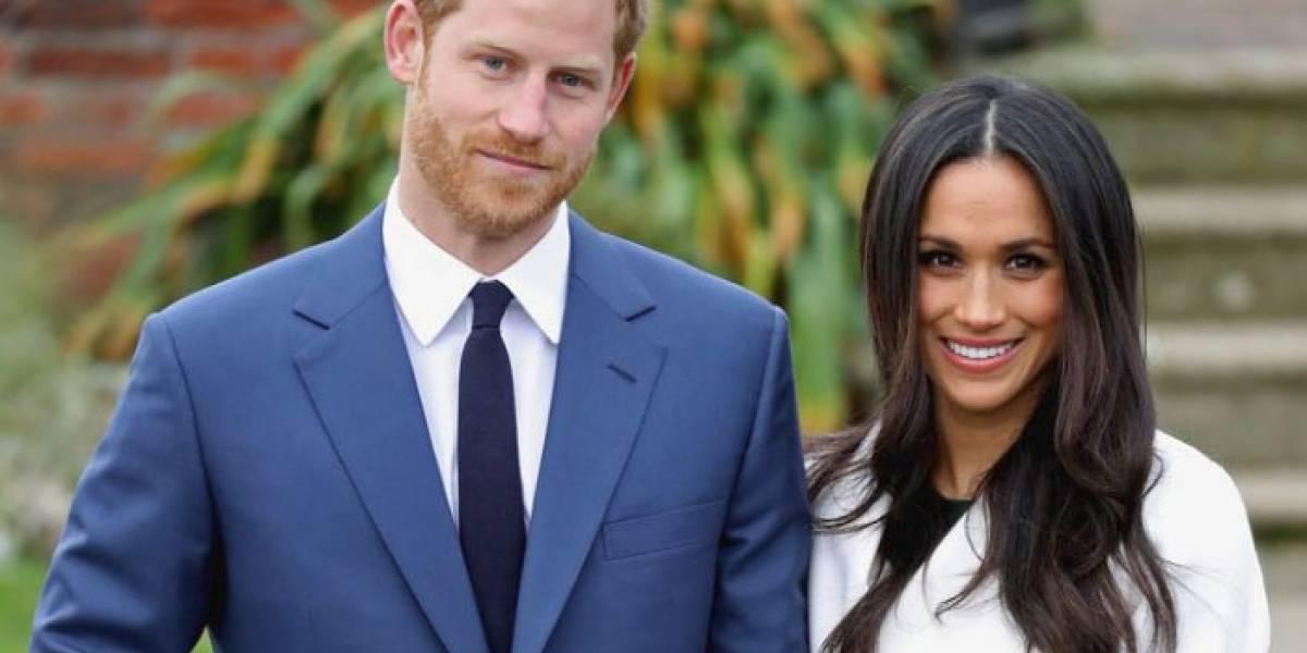 Salen a la luz los últimos detalles sobre la boda de Harry y Meghan