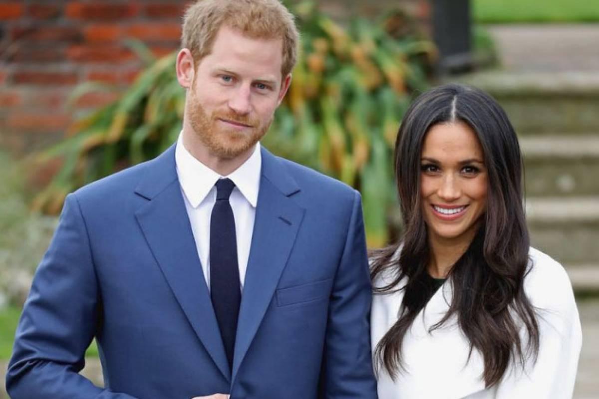 Salen a la luz los últimos detalles sobre la boda de Harry y Meghan ...