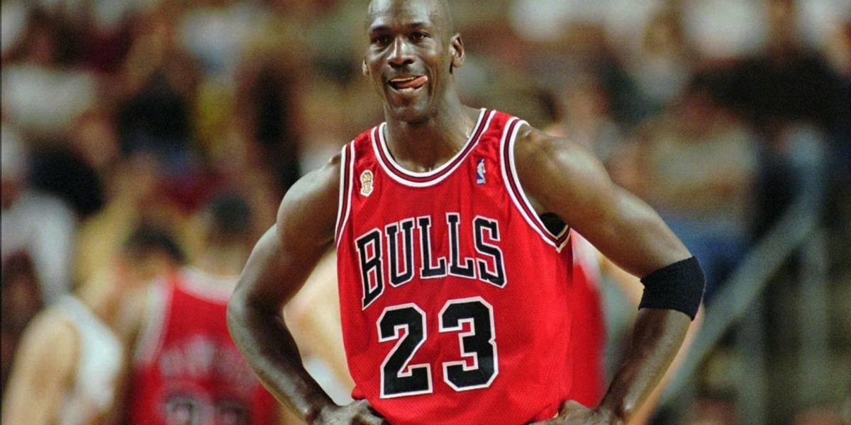 Michael Jordan tendrá una serie documental creada por Netflix y ESPN