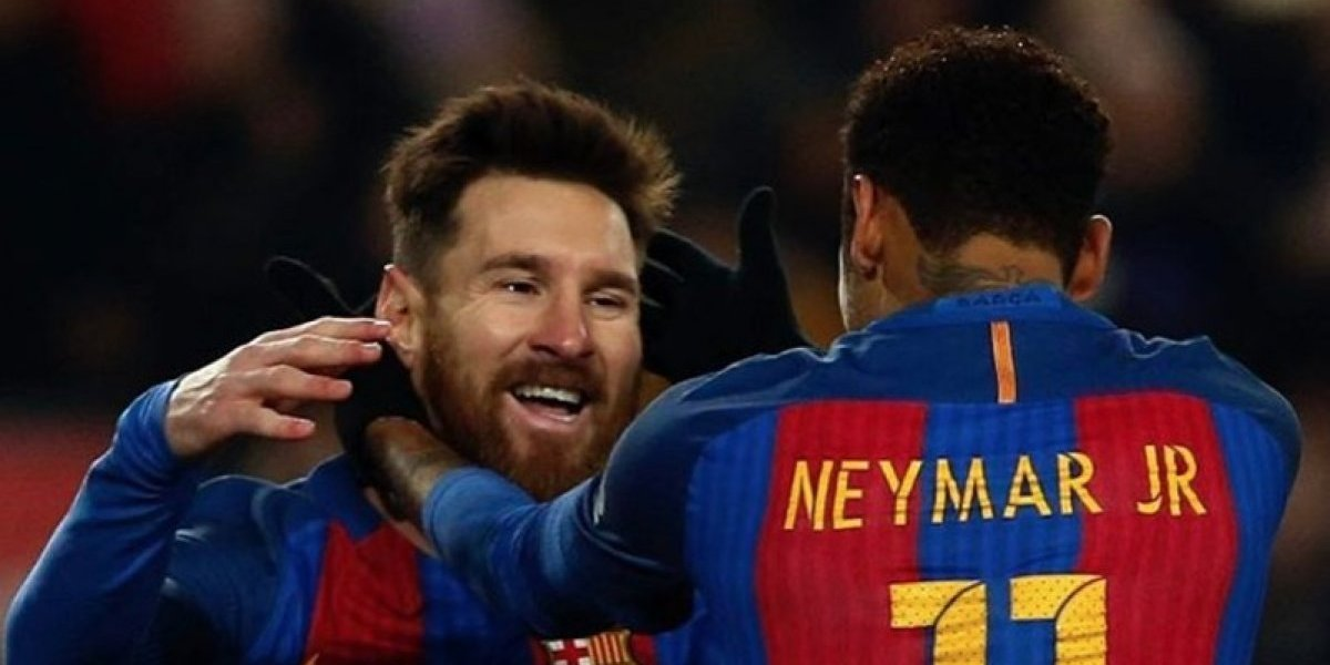 VIDEO. Messi dice que ha hablado con Neymar para que no fiche por el Madrid