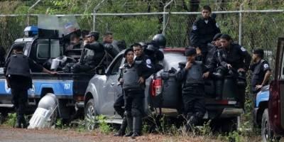 Operativo de seguridad para resguardar a Daniel Ortega