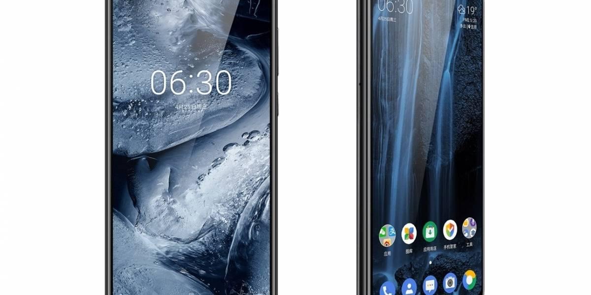 El Nokia X6 fue presentado oficialmente y sí, tiene un notch