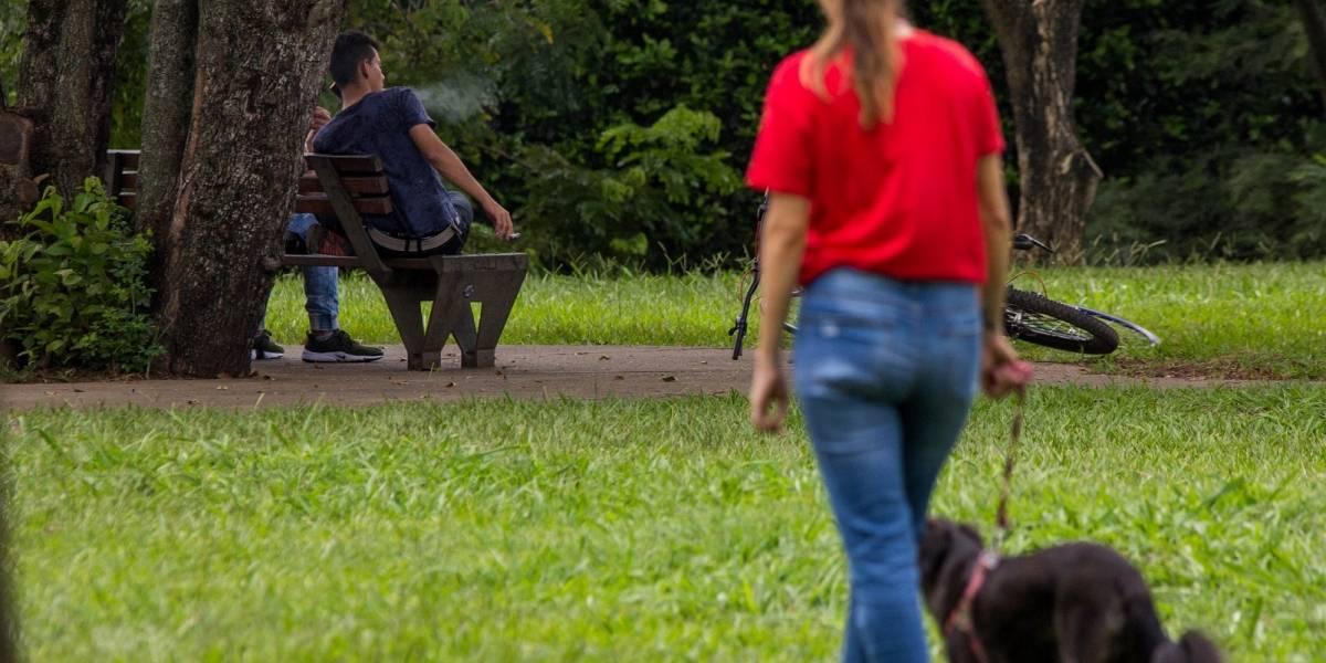 Parques de Cali: en la mira por alta presencia de consumidores de drogas