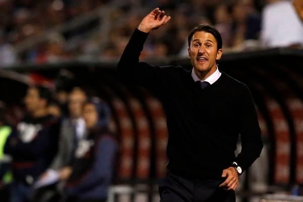 Beñat tiene contrato hasta diciembre de 2019 en la UC / Foto: Photosport