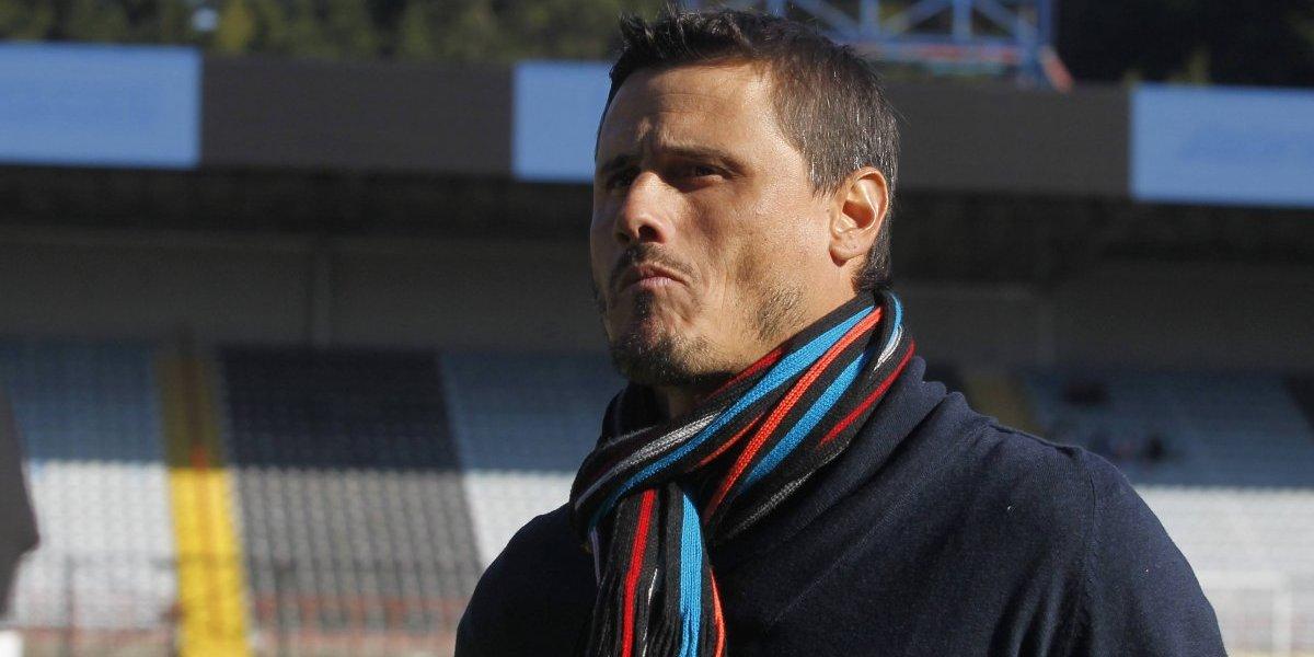 """Palestino confirma salida de Cavalieri y llegada del """"Gallego"""" Méndez como nuevo DT"""