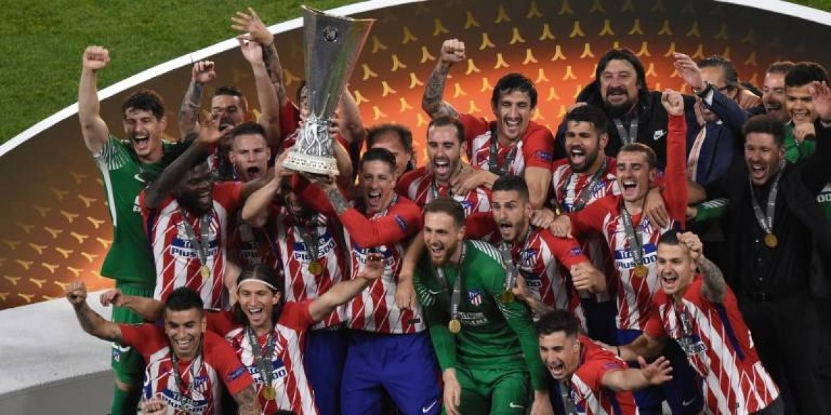 VIDEO. Griezmann le da el título de la Europa League al Atlético de Madrid