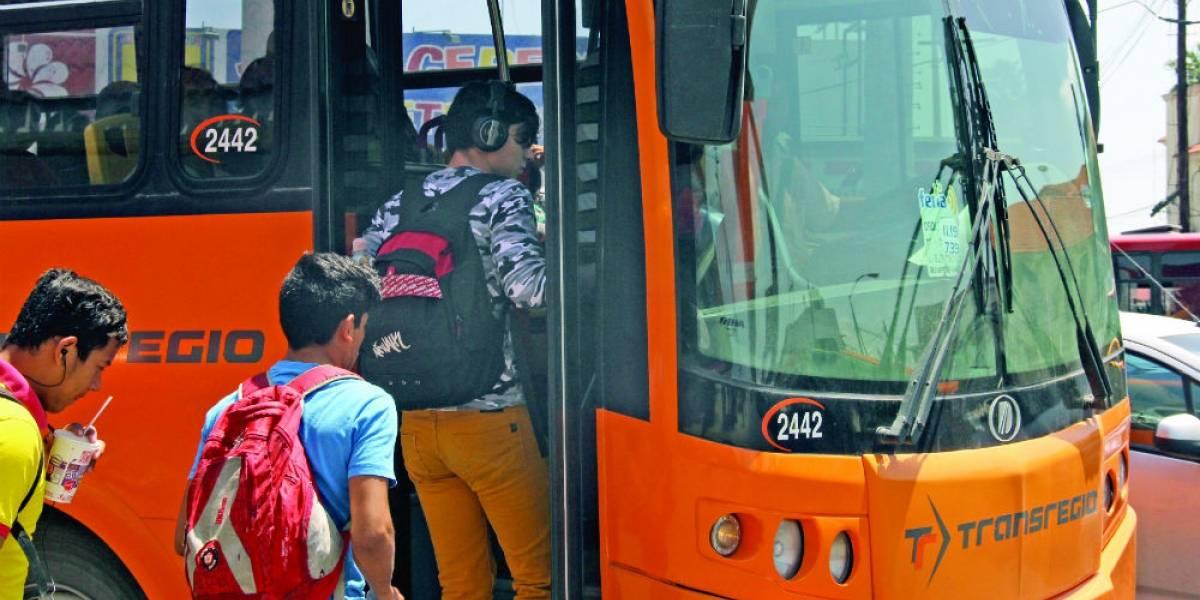Con violencia, 58% de los asaltos en el transporte en Monterrey