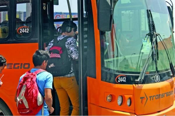 Asaltos en transporte de Nuevo León