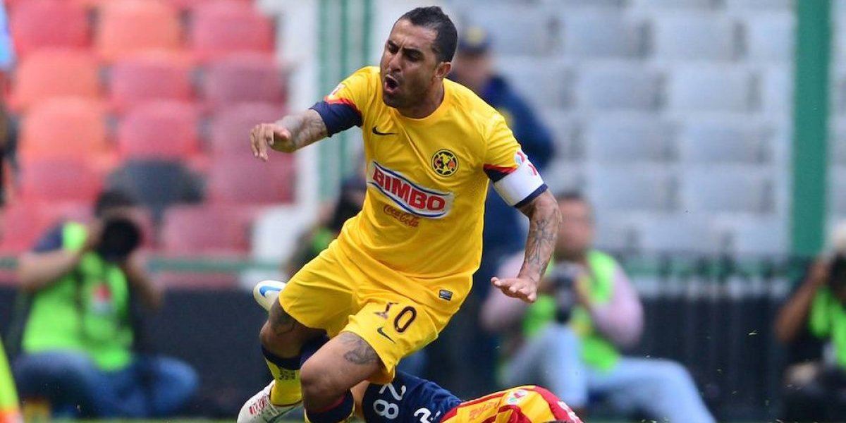 'Rolfi' Montenegro aseguró que no asistió al Mundial de 2010 por haber jugado en el América