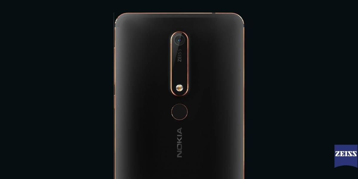 Ya está disponible en México el Nokia 6, te presentamos sus detalles y precio